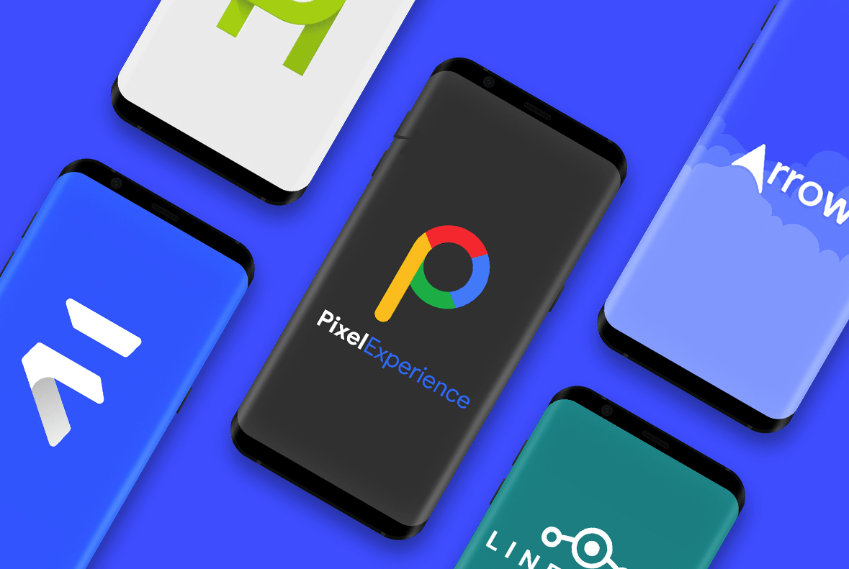 Popular Android Custom ROMs