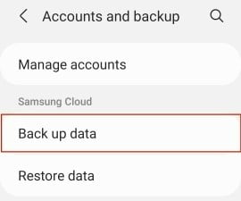 Restore Deleted SMS on Samsung (3 Easy Ways) 4